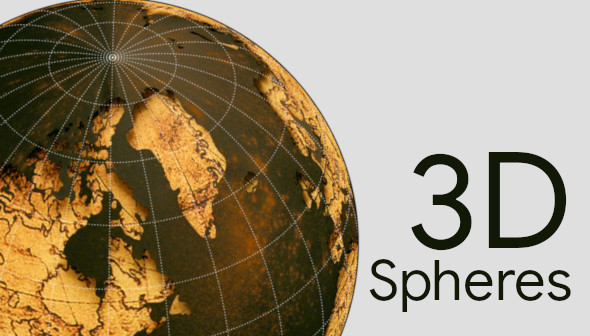 Create Textured 3d Spheres With Html5 Or Google Web Designer Art Of Advertising